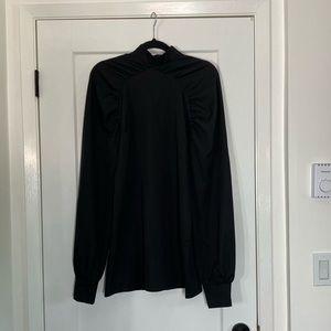 Missguided Black Mini Dress